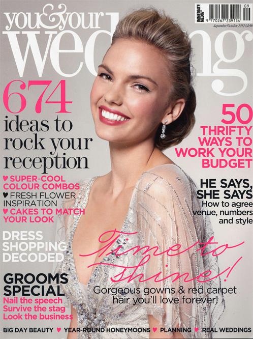 Wedding magazine features caught the light first junglespirit Choice Image